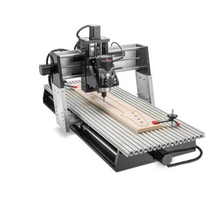 Cnc Shark Slimline Tabletop Cnc Machine For Luthiers